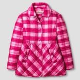 Urban Republic Girls' Barn Jacket - Pink
