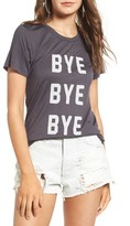 Women's Pst By Project Social T Bye Bye Bye Tee