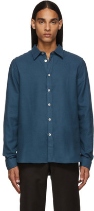 Paul Smith Blue Tailored Shirt