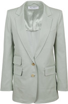 Max Mara Green Cotton Jacket