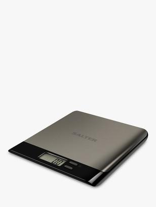 Salter Arc Pro Stainless Steel Kitchen Platform Scale, 5kg