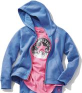 Converse Girls' Chuck Patch Hoodie