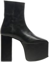 Balenciaga Platform Booties