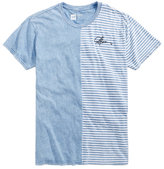 Young & Reckless Men's Twice Removed Patternblocked T-Shirt