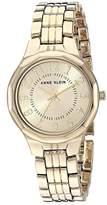 Anne Klein AK-3490CHGB (Gold-Tone) Watches
