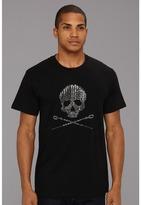 Ecko Unlimited Pyramid Skull (Black) - Apparel