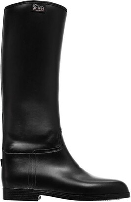 Shires Mens Long Rubber Riding Boots