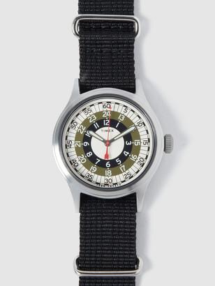 Timex Todd Snyder Mod 40mm 3-H Watch
