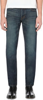 Tom Ford Slim-fit Tapered Selvedge Jeans