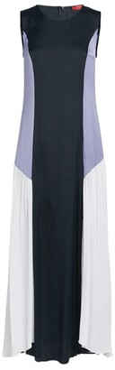 Max & Co. Colour-Block Midi Dress
