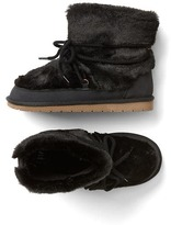 Gap Faux fur boots
