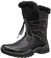 Rockport Women's Finna Fur Waterproof Snow Boot