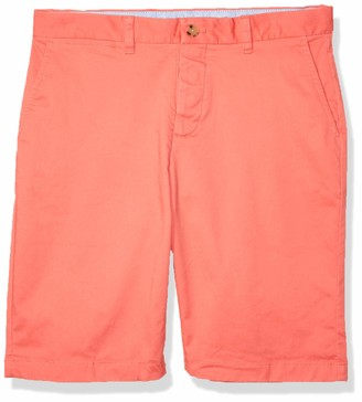 Tommy Hilfiger Men's Adaptive Short with Velcro Brand Closure and Magnetic Fly