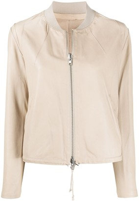 S.W.O.R.D 6.6.44 Leather Bomber Jacket