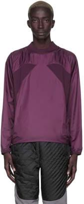 Asics Kiko Kostadinov Burgundy Edition Roselle T-Shirt