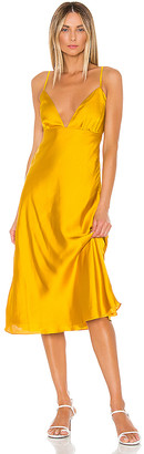 Lovers + Friends Winslet Midi Dress