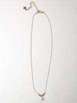 White Stuff Organic hawthorn necklace