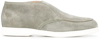 Doucal's Slip-On Ankle Loafers