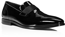 HUGO BOSS Men's Highline Patent Leather Loafers - 100% Exclusive