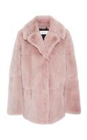 A.L.C. Stone Fur Coat