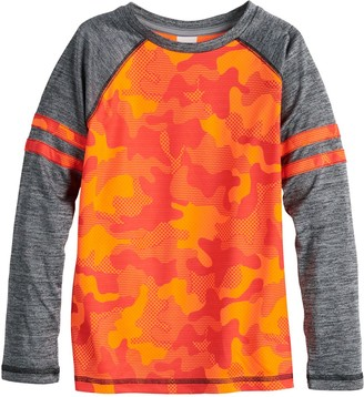 Boys 4-12 Jumping Beans Long Sleeve Active Essentials Tee