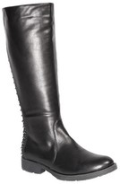 Gia-Mia Women's Gia-Mia Dance Corps Knee High Studded Tall Boots
