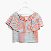 Madewell Ace&JigTM Clifton Stripe Top