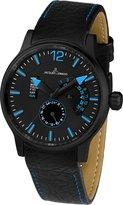 Jacques Lemans Men's Quartz Watch 1-1741L 1-1741L with Leather Strap