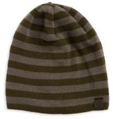 Original Penguin Striped Knit Beanie
