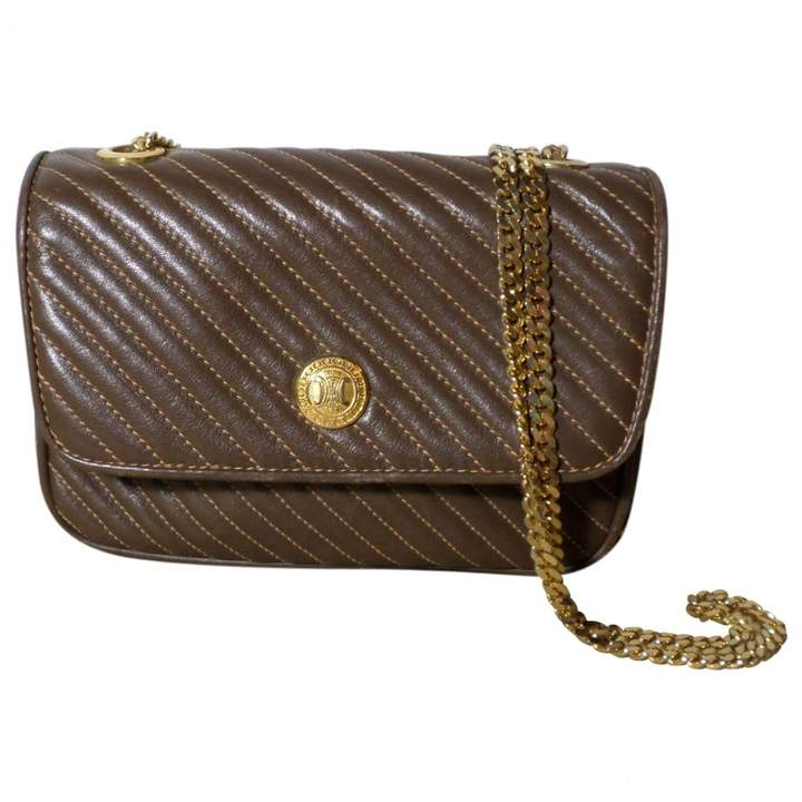Celine Classic leather crossbody bag