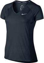 Nike collapsewidth:293pt>Miler Short-Sleeve Running Top
