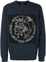 Diesel Samuel sweatshirt - men - Cotton - XL