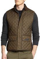 Belstaff Lightweight Technical Quilted Vest