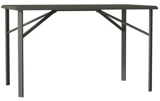 Tropitone Banchetto Metal Bar Table Frame Color: Woodland