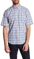 Tailorbyrd Woven Short Sleeve Shirt