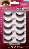 Kiss ienvy juicy multi-pack 12 Makeup, 1 Count