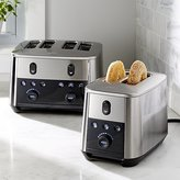 Crate & Barrel OXO ® On TM Toasters