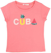 Billieblush Sale - CUBA Sequin T-Shirt