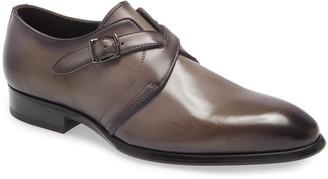 To Boot Burnham Plain Toe Monk Shoe