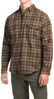 Filson Northwest Wool Shirt - Long Sleeve (For Men)