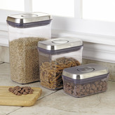 OXO SteeL POP Container Set, 3 piece