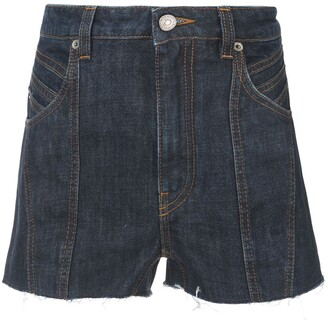Givenchy classic denim shorts