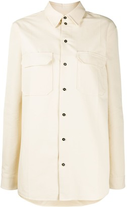 Jil Sander Boxy-Fit Cotton Shirt