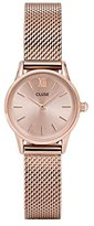 Cluse Women's La Vedette CL50002 Rose- Stainless-Steel Quartz Dress Watch