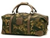 Ghurka Men's Cavalier I Duffel Bag - Green