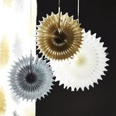 Crate & Barrel Party Pinwheels, Set of 3