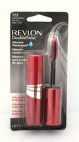 Revlon Double Twist Mascara Waterproof 723 Blackened