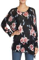 Show Me Your Mumu Bonfire Floral Sweater - 100% Exclusive
