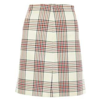 Brooks Brothers Beige Cotton Skirt for Women
