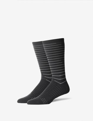 Tommy John Go Anywhere Barber Stripe Sock